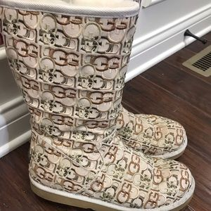 UGGS Limited Edition Size 10